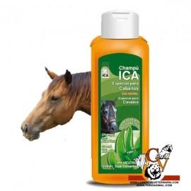Champu para caballos con Biotina
