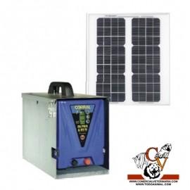 Pastor eléctrico solar modelo corral