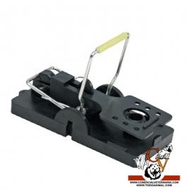 Trampa para ratones de PVC 2Uds