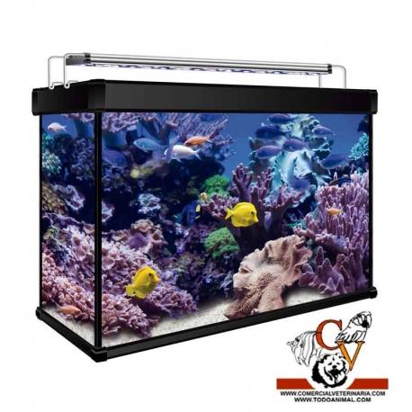 kit Acuario Aqua Lux Pro Marino 68 litros
