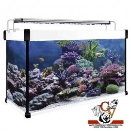 kit Acuario Aqua Lux Pro Marino 100 litros