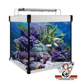 kit Acuario Aqua Lux Pro Marino 190 litros