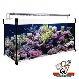kit Acuario Aqua Lux Pro Marino Kit 600 litros