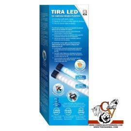 Tira de LED con carcasa rígida plástica 29.10cm