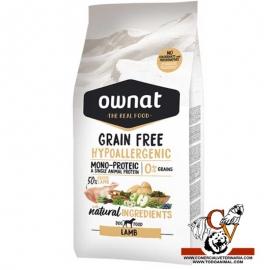 Ownat Grain Free Hypo Lamb