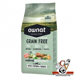 Ownat Grain Free Adult