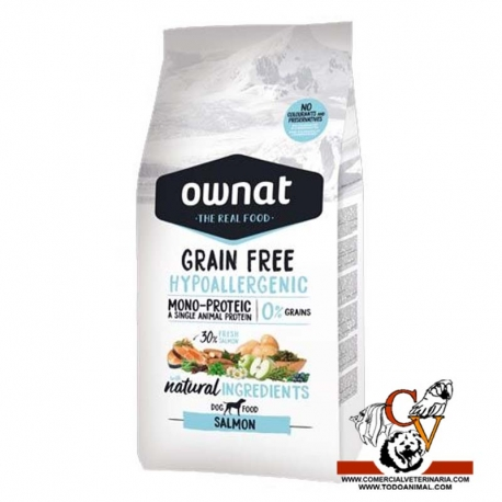 Ownat Grain Free Hypo Fish