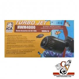 Bomba turbojet HWM 4000