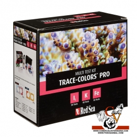 Red Sea Reef Colors Pro I2/K/Fe Multi Test Kit