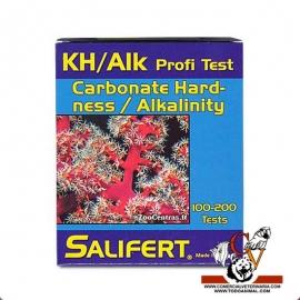 Salifert test Kh y Alkalinidad