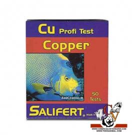 Salifert test Cobre (Cu)