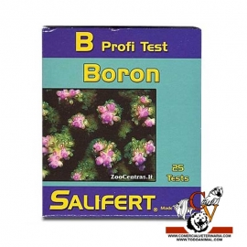 Salifert test Boro (B)