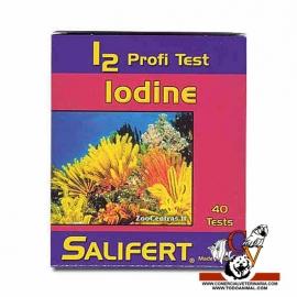Salifert test Yodo (I2)