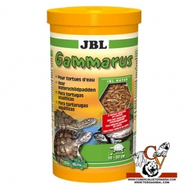 Alimento para tortugas acuáticas Gammarus