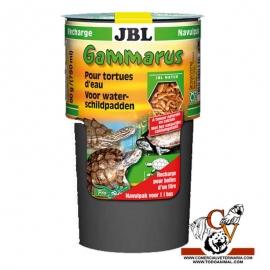 Alimento para tortugas acuáticas Gammarus: