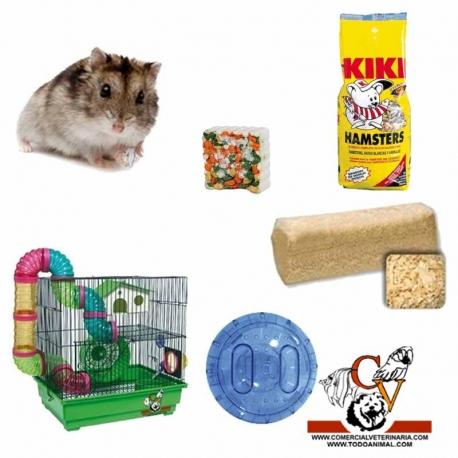 Kit Hamster Iniciación