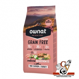 Ownat Prime Grain Free Mini
