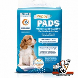 Paños de adiestramiento Puppy Pads