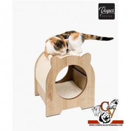 Mueble Rascador para Gatos Catit Vesper Minou