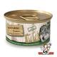 Lata Natural Greatness cordero monoproteica 170g.