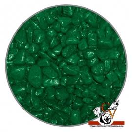 Grava Brillante Verde