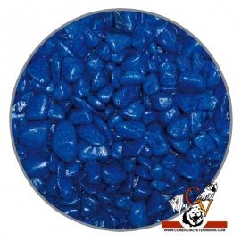 Grava Brillante Azul