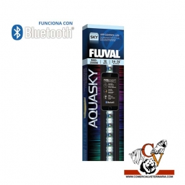 Pantallas Bluetooth Fluval AquaSky Led