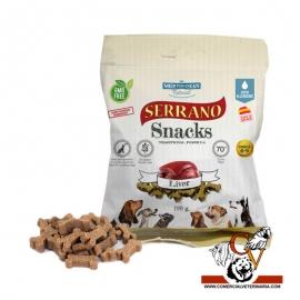 Snacks Serrano Higado