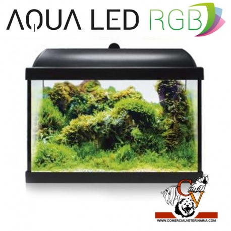 Aqua led RGB