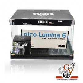 KIT Aquarium Cubic 13l.