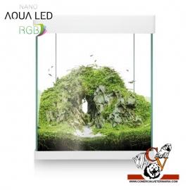 Nano Aqua Led RGB 20 litros