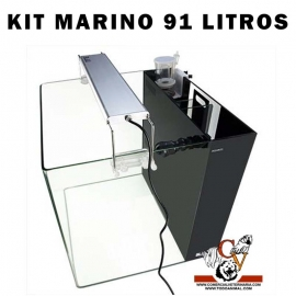 Kit Marino Completo 91 Litros sin sumidero