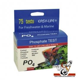 Test de fosfatos y fósforo Easy Life
