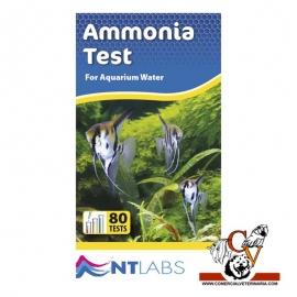 Test de amoniaco agua dulce