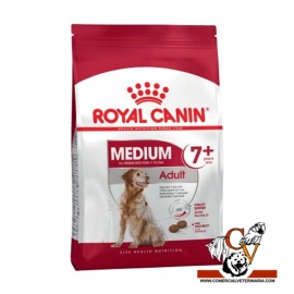 Medium Adult +7 Royal Canin