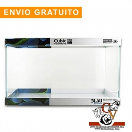Acuario Cubic Aquascaping 80