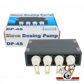 Bomba dosificadora Jebao Auto dosing pump DP-4S (ampliacion)