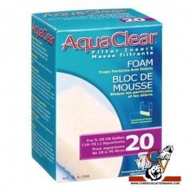 Filtro espuma AquaClear