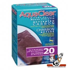 Carbón Activo Aquaclear Mochila