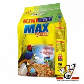 Kiki Max menu Exóticos