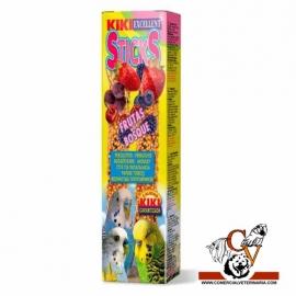 Kiki Barritas Frutas del bosque Pericos 2uds