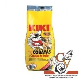Kiki Cobayas y Conejos de indias