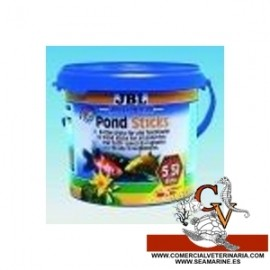 Alimento Estanques pond stick 5,5 litros