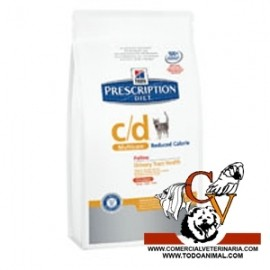 Prescription Diet Feline c/d Multicare Reduced Calorie