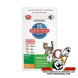 Hill's Science Plan Kitten Healthy Development pollo