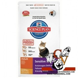 Hill's Science Plan Feline Adult Sensitive Stomach