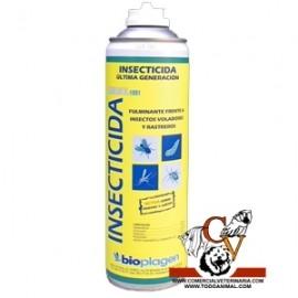 INSECTICIDA 1001 DT aerosol de descarga total