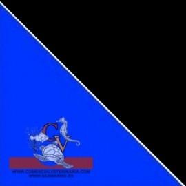 Fondo Azul/Negro