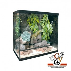 Terrario Repti-Selva Kit 75 litros