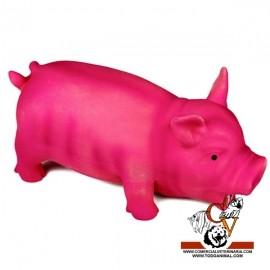 Cerdo de juete con sonido